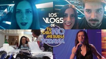 Paula Domínguez disfruta los días previos a su triunfo en 'Tu cara no me suena todavía'