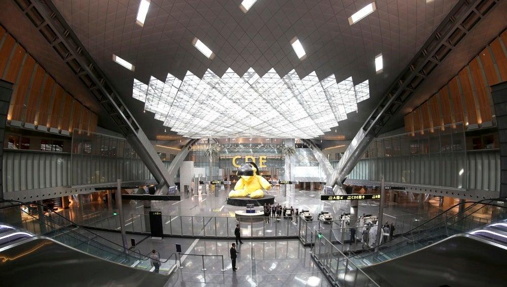 Aeropuerto de Qatar