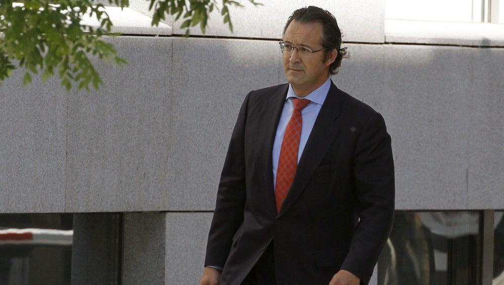 El diputado del PP Jesús Gómez