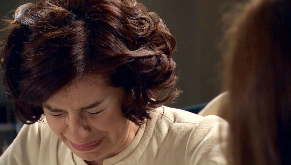 """Marta a Rosalía: """"Mamá, Alonso me pegó"""""""