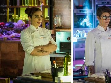El desagradable duelo culinario entre Melissa y Rakel
