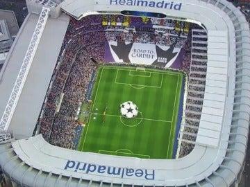 Frame 31.29826 de: Real Madrid vs Atlético: una semifinal de Champions Total que mueve cifras astronómicas
