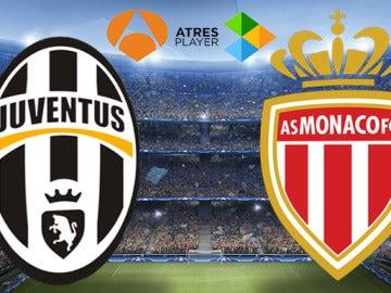 Juventus-Mónaco en Antena 3 y Atresplayer