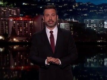 Frame 532.977716 de: Jimmy Kimmel emociona al hablar de la operación a corazón abierto de su hijo
