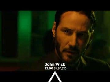 Frame 3.250869 de: Keanu Reeves protagoniza 'John Wick' en El Peliculón