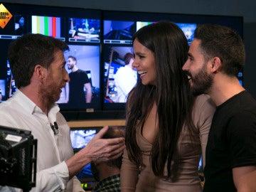 Cristina Pedroche descubre todo lo que no se ve en la tele 'Dentro de' 'El Hormiguero 3.0'