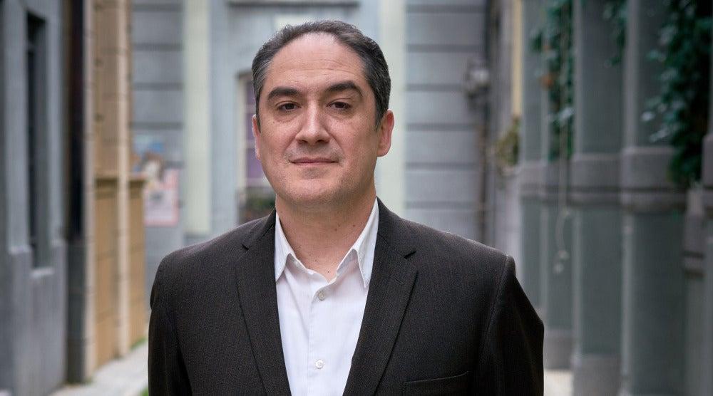 Alfonso Lara es el inspector Eugenio Caldas