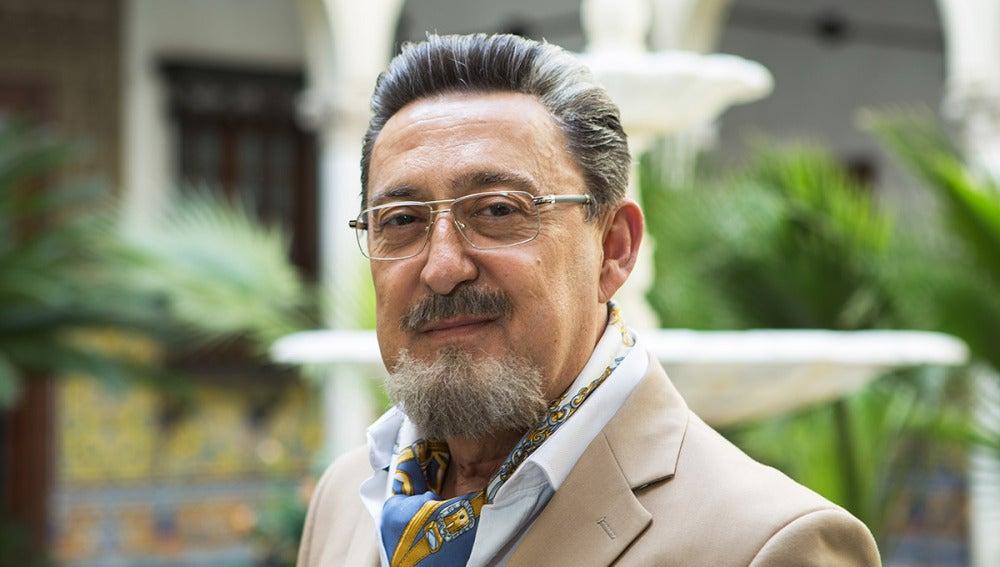 Mariano Peña es Don Benito Benjumea