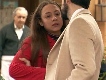 Alba, nueva víctima de la agresividad de Alonso