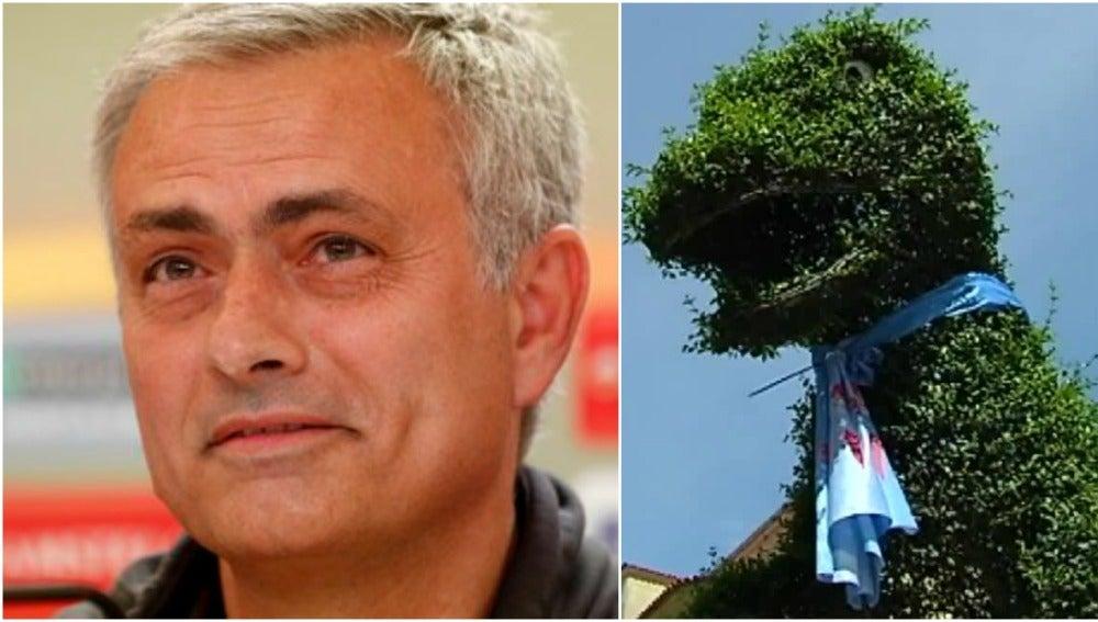 Mourinho lidera la expedición del United