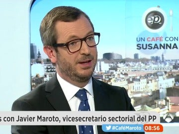 """Maroto, sobre el PSOE: """"Está roto en dos, uno quiere ser más 'podemita' que Podemos y otra recuperar la socialdemocracia"""""""