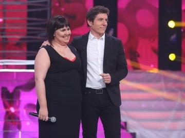 """Mónica Naranjo, a Vicky Armas: """"Cantas precioso"""""""
