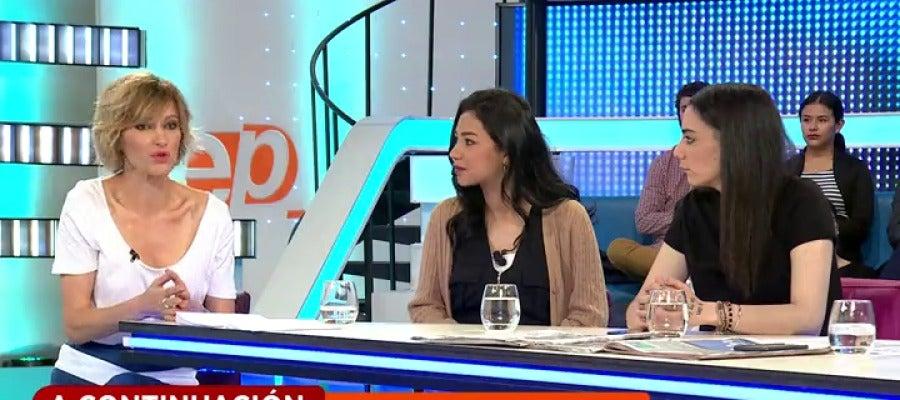 Antena 3 tv jimena la espa ola perseguida por lesbiana for Ver espejo publico hoy