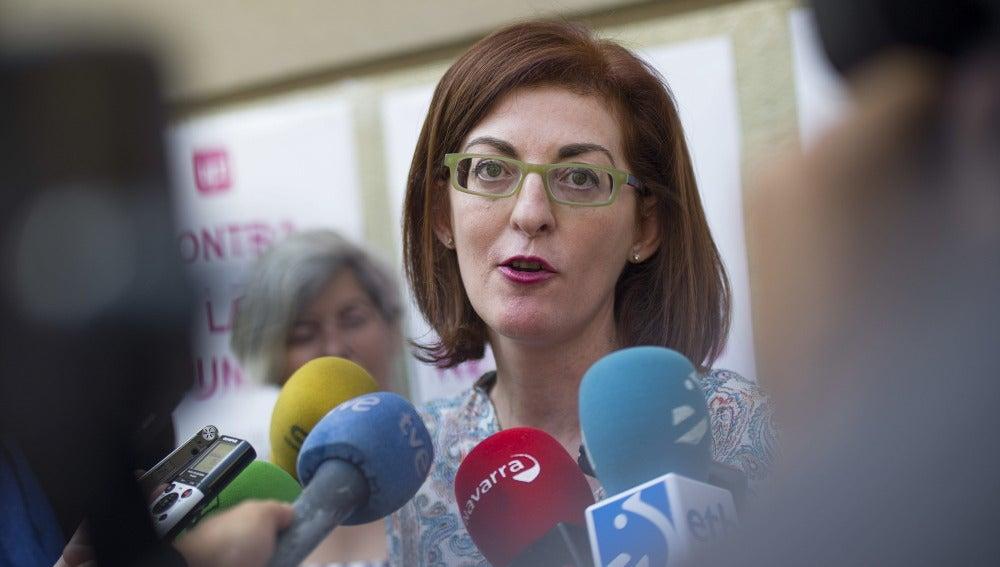 Maite Pagazaurtundua, eurodiputada de UPyD