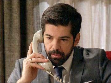 ¿Conseguirá llevar a cabo Alonso su plan de fuga?