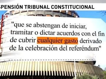 Frame 53.597844 de: La Generalitat de Cataluña licitará la adquisición de 8.000 urnas para el referéndum