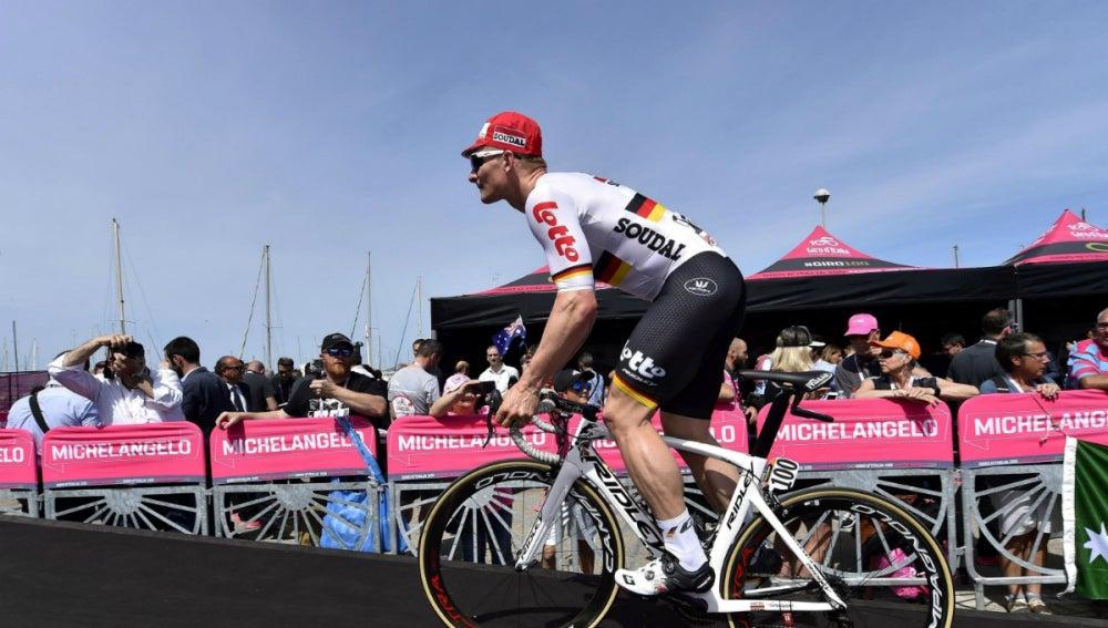 Greipel, en el Giro