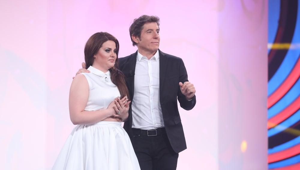 """Chenoa, a Tamara Valverde: """"Has tenido la actitud de Lana del Rey"""""""