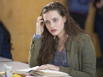 Hannah Baker, protagonista de 'Por 13 razones'