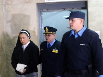 Kosaka Kumiko, la monja detenida en Argentina