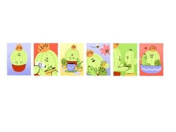 El 'doodle' de Google