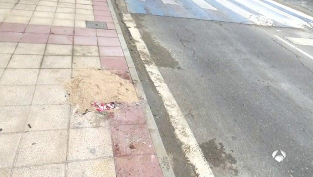 Frame 83.302 de: Una mujer da positivo en alcohol y cocaína tras tener un accidente en Toledo en el que ha muerto su bebé de diez meses