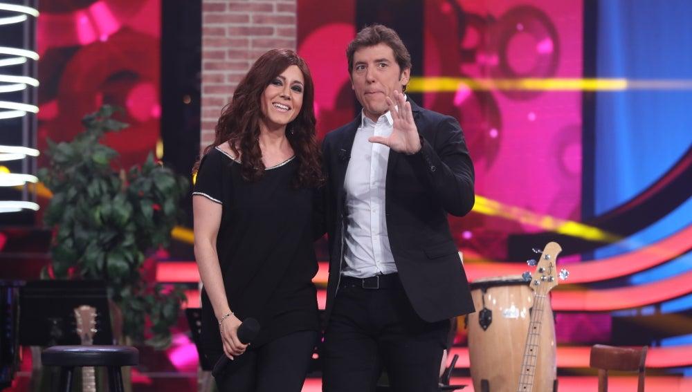 La actuación de Ely López como Vanesa Martín pone al jurado y al público en pie