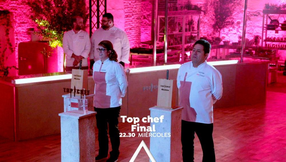 El miércoles llega la ansiada final de la cuarta edición de 'Top Chef'
