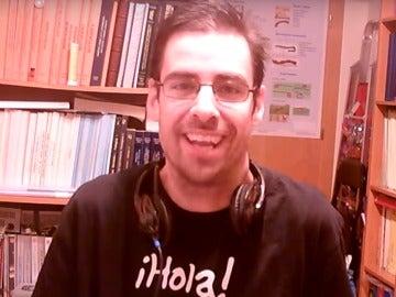 Juan González es el primer español en recibir el premio de software libre de Google