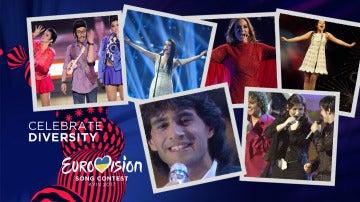 España en Eurovisión