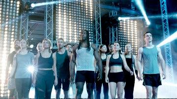 'Ninja Warrior España', el supershow para toda la familia