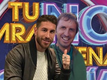 'Sergio Ramos' se cuela en 'TCNMST'