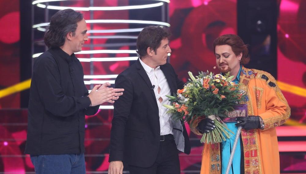 Germán Scasso gana la novena gala de Tu cara no me suena todavía