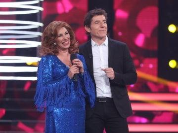 """Ángel a Carmen Cuartero: """"Soy fan tuyo"""""""