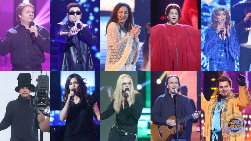 ¡Vota por la mejor actuación de la novena gala de 'Tu cara no me suena todavía'!