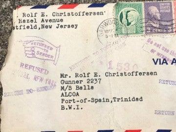 La carta de amor que Virginia escribió a su marido en 1945