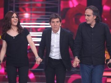 Michael Jackson, Ellie Goulding y Sabina en la gala de repesca