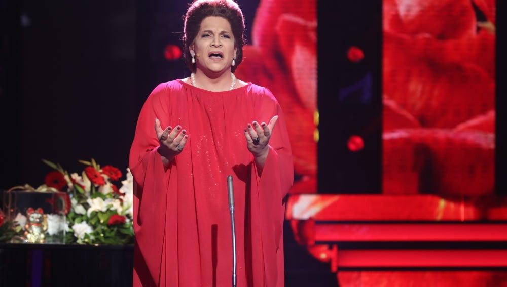Adrián Quiles se estrena a modo de ópera con 'Oh mio babbino caro' de María Callas