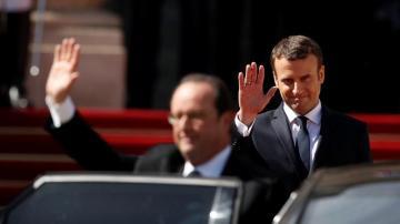 Hollande abandona El Elíseo