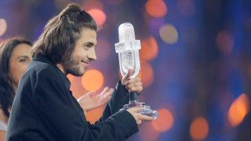 Salvador Sobral, ganador de Eurovisión 2017