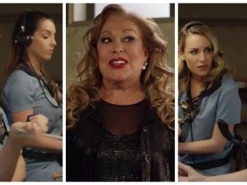 Edurne, Rosa, Soraya, Ruth Lorenzo, Mirela y Massiel son Las chicas del cable en Eurovisión 2017