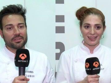 ¿Qué habrían cocinado Melissa o Montoro en la final de 'Top Chef'?
