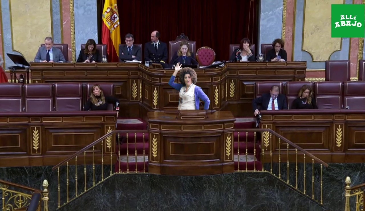 Ángela, la lideresa