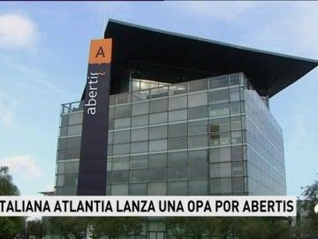 """Frame 18.036666 de: Abertis recibe una OPA """"amistosa"""" de la italiana Atlantia valorada en 16.341 millones"""