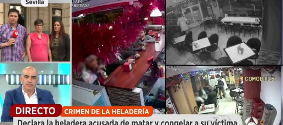 Antena 3 tv espejo p blico accede a las c maras de for Ver espejo publico hoy