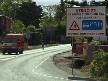 Frame 73.545342 de: La DGT convoca una reunión de urgencia tras las últimas muertes de ciclistas en las carreteras