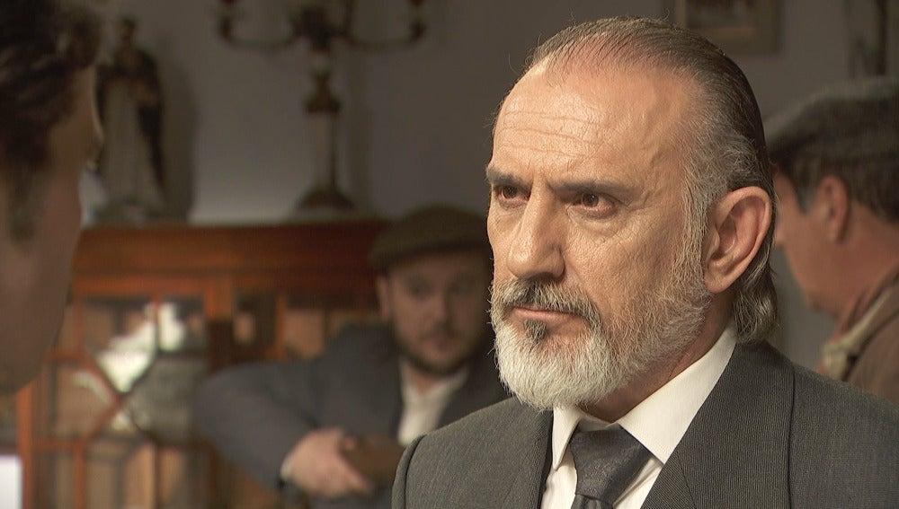 El padre de Cristóbal llega a La Quinta, ¿para qué?