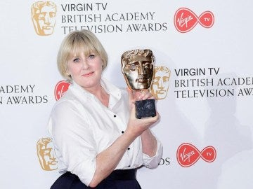 Sarah Lancashire, protagonista de 'Happy Valley'