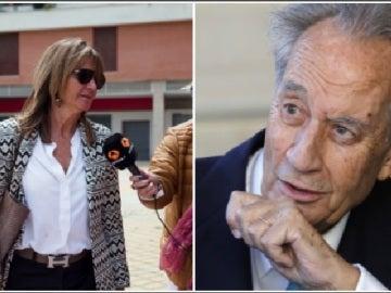 Lourdes Cavero y Juan Miguel Villar Mir
