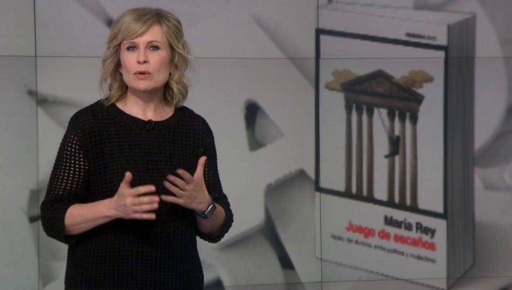 Frame 7.530405 de: 'Juego de escaños', la crónica de María Rey sobre el divorcio entre la clase política y la calle